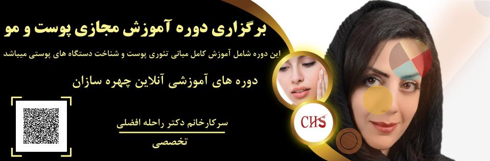 دوره آموزش مجازی شناخت پوست و مو, آموزش مجازی شناخت پوست و مو  دوره مجازی شناخت پوست و مو    ,مدرک آموزشی شناخت پوست, مدرک شناخت پوست