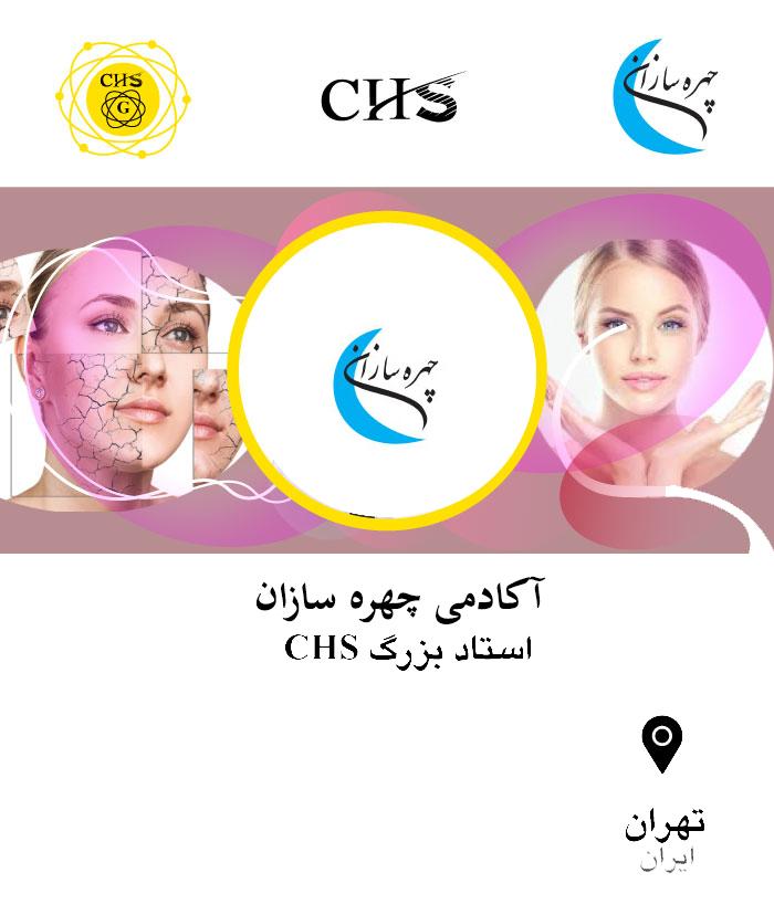 آکادمی چهره سازان,دوره های آموزشی چهره سازان,چهره سازان,آکادمی CHS,دوره های آموزشی CHS,CHS